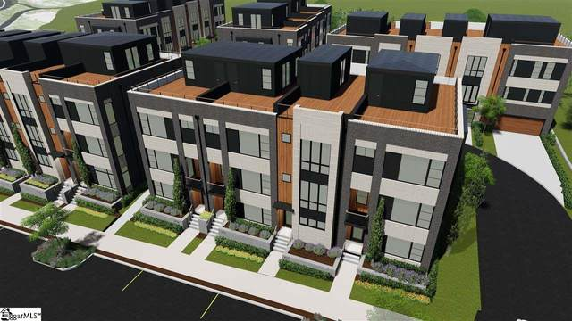 611 N Main Street Unit 3, Greenville, SC 29601 (#1422746) :: Parker Group