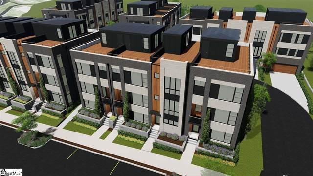 611 N Main Street Unit 6, Greenville, SC 29601 (#1422748) :: The Haro Group of Keller Williams