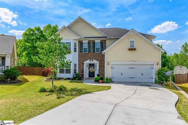8 Kennard Court, Simpsonville, SC 29681 (#1422777) :: Expert Real Estate Team