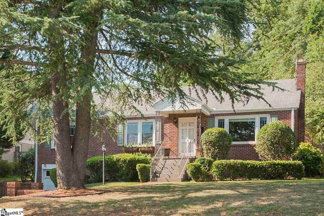16 W Mountainview Avenue, Greenville, SC 29609 (#1422780) :: Modern