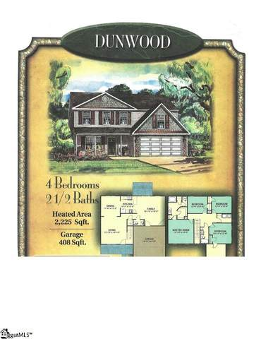 217 Pickett Mills Drive, Piedmont, SC 29673 (#1422815) :: Parker Group