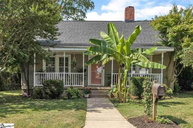 6 Whitten Street, Greenville, SC 29605 (#1422816) :: J. Michael Manley Team