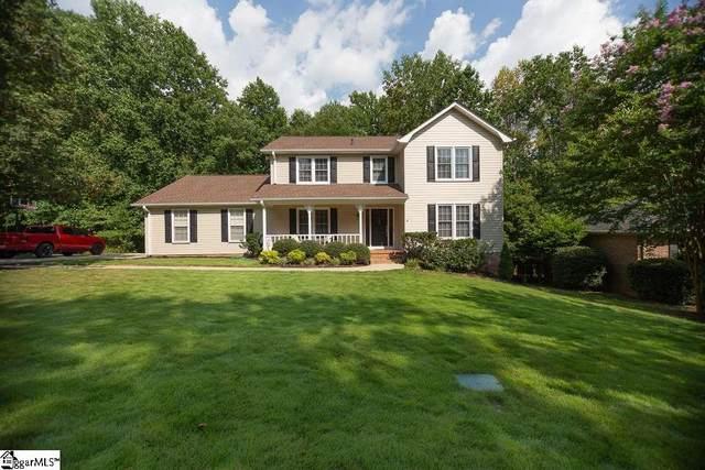 107 Shady Creek Court, Greer, SC 29650 (#1422897) :: Expert Real Estate Team