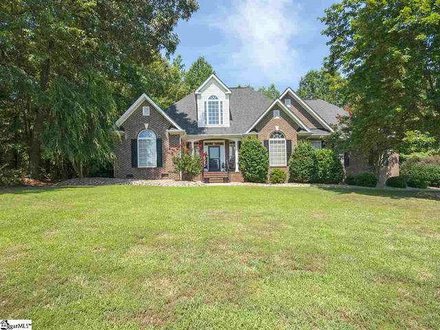 125 Wycombe Drive, Anderson, SC 29621 (#1422909) :: Hamilton & Co. of Keller Williams Greenville Upstate