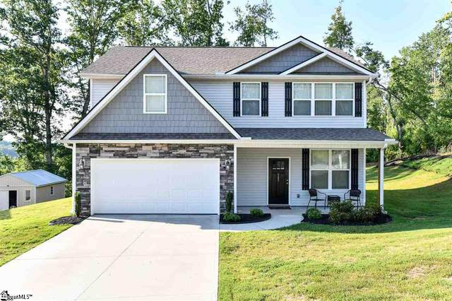105 China Berry Court, Easley, SC 29640 (#1422915) :: Hamilton & Co. of Keller Williams Greenville Upstate