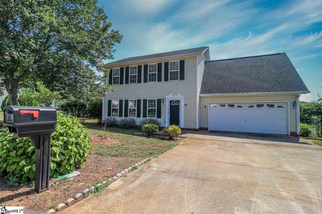 8 Peach Blossom Court, Greer, SC 29650 (#1422928) :: The Haro Group of Keller Williams