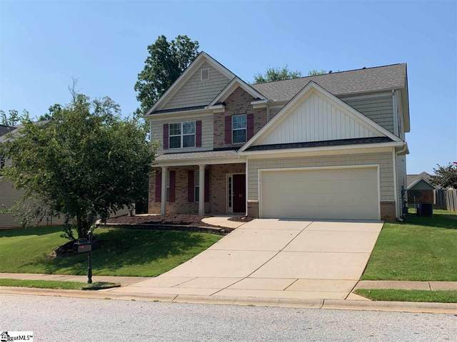 19 Phaeton Avenue, Simpsonville, SC 29680 (#1422932) :: Hamilton & Co. of Keller Williams Greenville Upstate