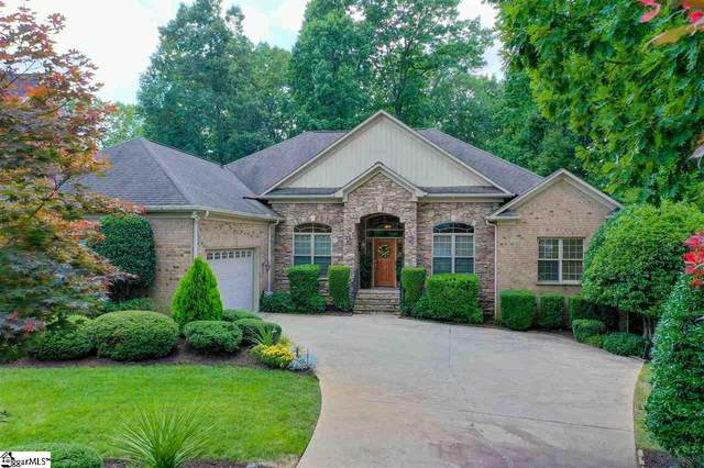712 Carriage Hill Road, Simpsonville, SC 29681 (MLS #1422937) :: Prime Realty