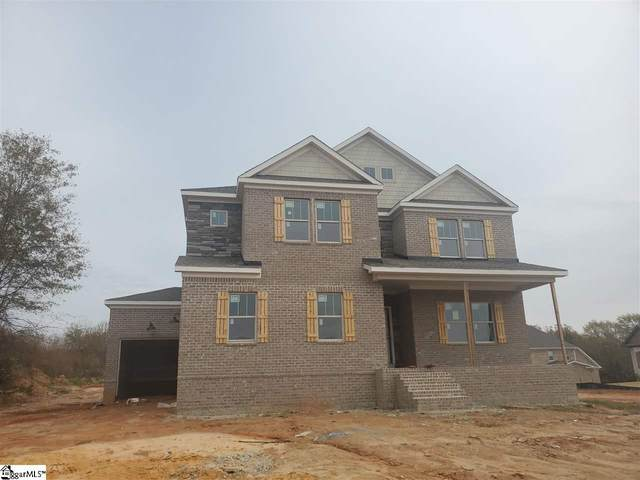 202 Willow Creek Way Lot 17, Greer, SC 29651 (#1422955) :: The Toates Team