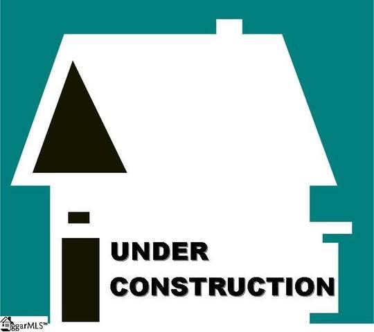 108 Chinchilla Drive Lot 105, Fountain Inn, SC 29644 (#1422979) :: Hamilton & Co. of Keller Williams Greenville Upstate