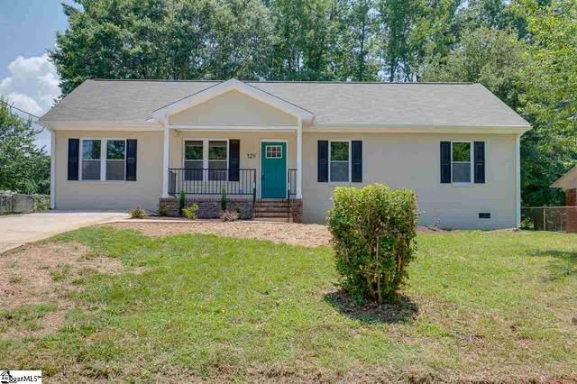 129 Alpha Drive, Greenville, SC 29605 (#1423011) :: Expert Real Estate Team