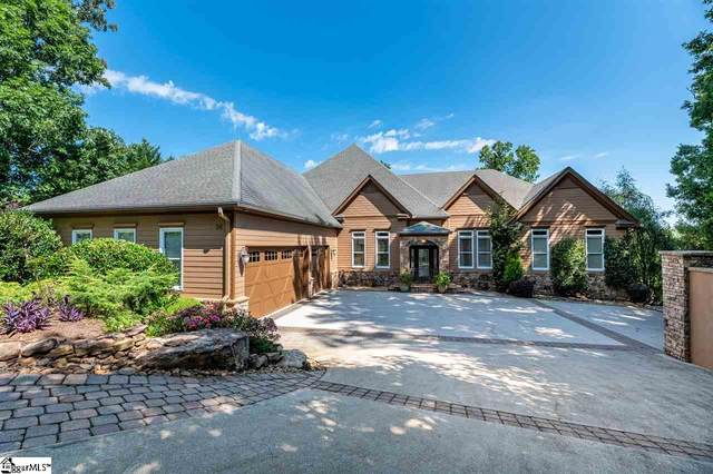 256 Mountain View Pointe Drive, Seneca, SC 29672 (#1423015) :: The Toates Team