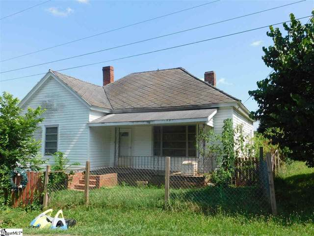 12 Lee Street, Ware Shoals, SC 29692 (#1423040) :: Hamilton & Co. of Keller Williams Greenville Upstate