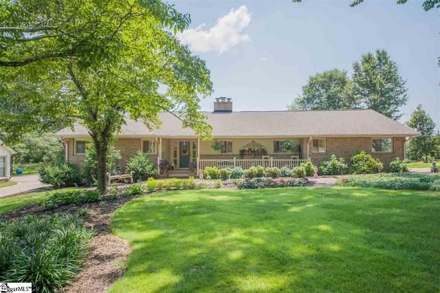 208 Laurel Road, Greer, SC 29651 (#1423048) :: Hamilton & Co. of Keller Williams Greenville Upstate