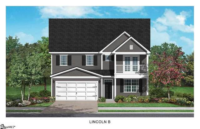 827 Orchard Valley Lane Lot 25, Boiling Springs, SC 29316 (#1423116) :: Hamilton & Co. of Keller Williams Greenville Upstate