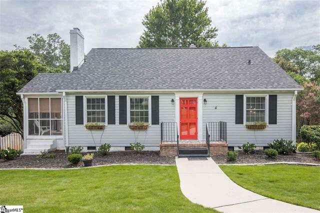 420 Longview Terrace, Greenville, SC 29605 (#1423147) :: The Haro Group of Keller Williams