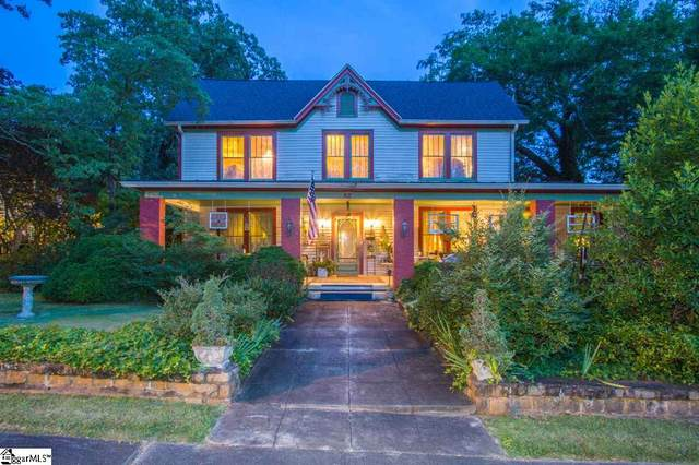 602 Marshall Avenue, Anderson, SC 29621 (#1423162) :: Coldwell Banker Caine