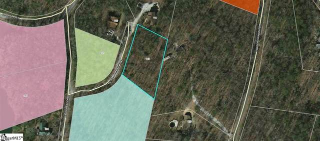 110 Blue Mountain Way, Cleveland, SC 29635 (MLS #1423191) :: Prime Realty