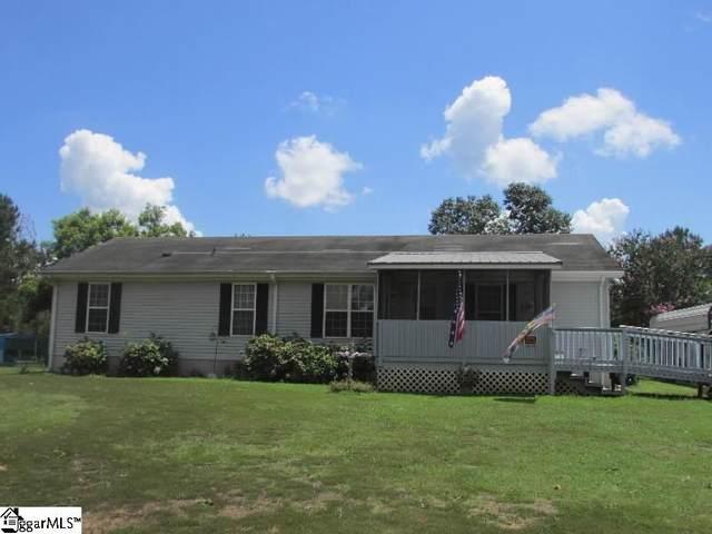 689 Northside Church Road, Laurens, SC 29360 (#1423205) :: Hamilton & Co. of Keller Williams Greenville Upstate