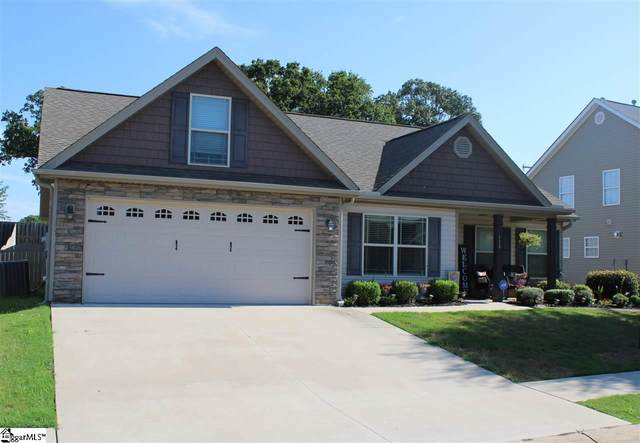 110 Wynbrook Way, Boiling Springs, SC 29316 (#1423215) :: Coldwell Banker Caine