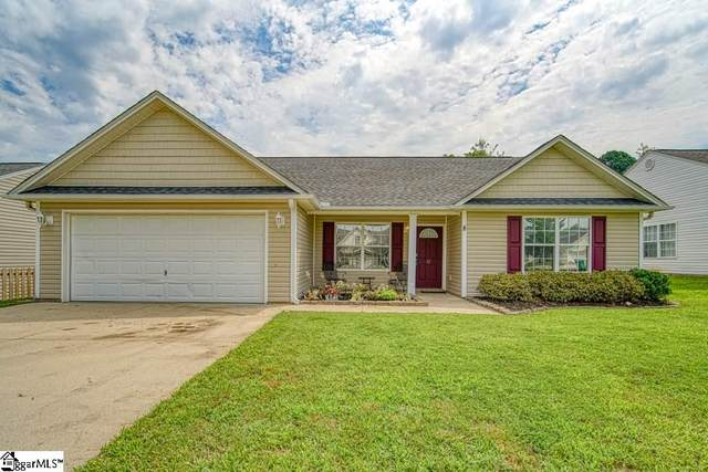 12 Brisbane Drive, Fountain Inn, SC 29644 (#1423225) :: J. Michael Manley Team