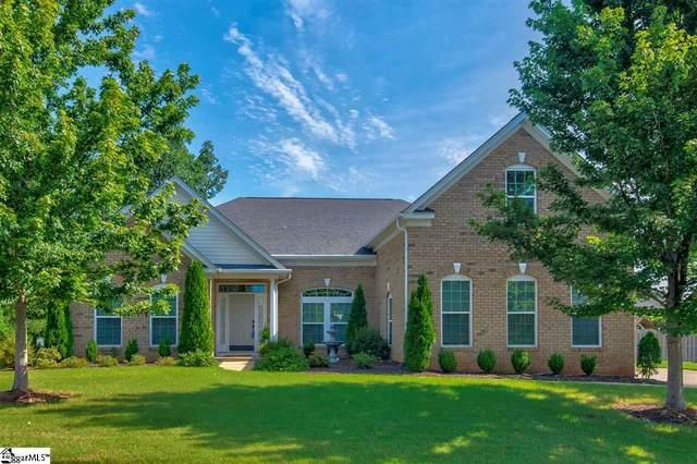1 Spring Falls Court, Greenville, SC 29607 (#1423250) :: Hamilton & Co. of Keller Williams Greenville Upstate