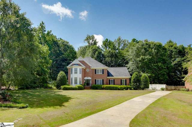 112 Fairway Drive, Laurens, SC 29360 (#1423265) :: J. Michael Manley Team