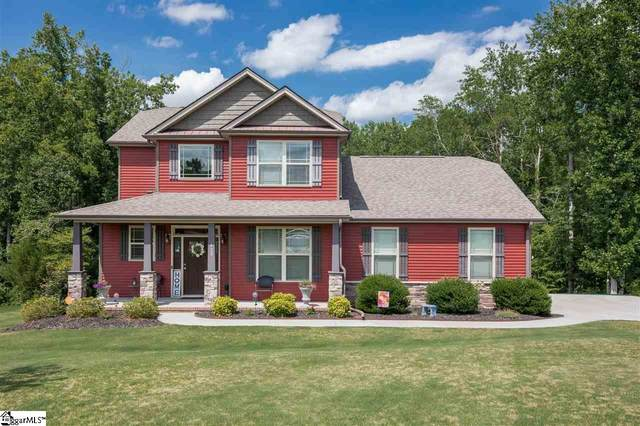 428 Jericho Ridge Trail, Easley, SC 29640 (#1423277) :: J. Michael Manley Team