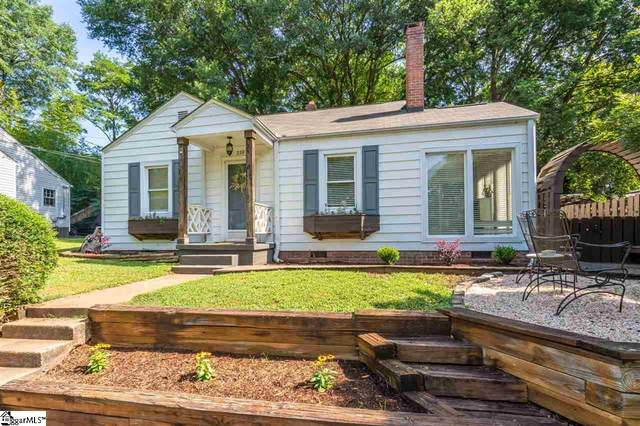 239 W Hillcrest Drive, Greenville, SC 29609 (#1423289) :: Coldwell Banker Caine