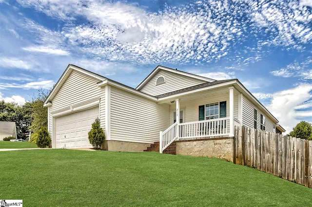 210 Seven Pines Court, Greer, SC 29651 (#1423328) :: Hamilton & Co. of Keller Williams Greenville Upstate