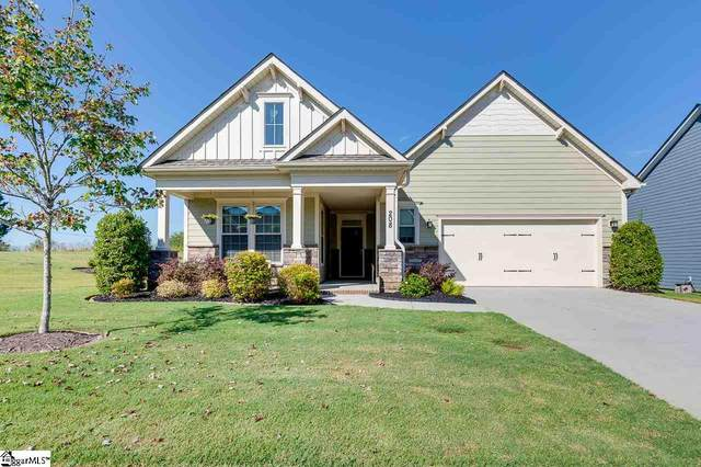208 Belcourt Court, Simpsonville, SC 29680 (#1423381) :: The Toates Team