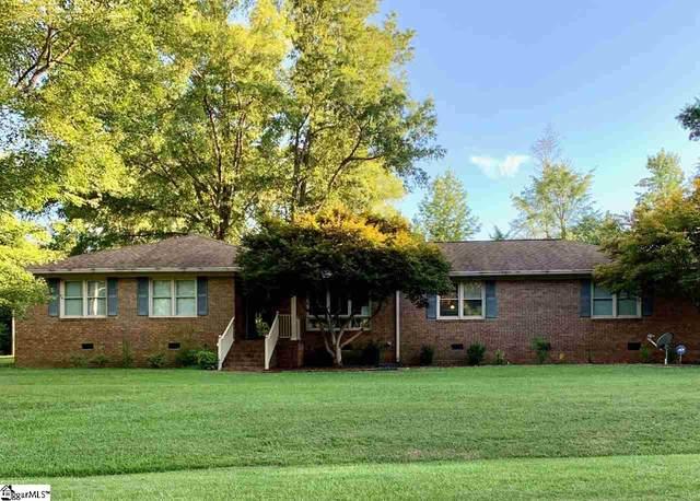 508 Woodbluff Road, Laurens, SC 29360 (#1423394) :: Hamilton & Co. of Keller Williams Greenville Upstate