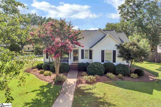 501 Quillen Avenue, Fountain Inn, SC 29644 (#1423478) :: J. Michael Manley Team