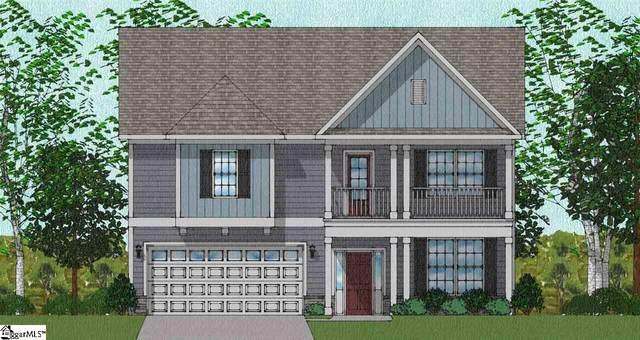 312 Easton Medow Way Lot 31, Greer, SC 29650 (#1423479) :: Hamilton & Co. of Keller Williams Greenville Upstate