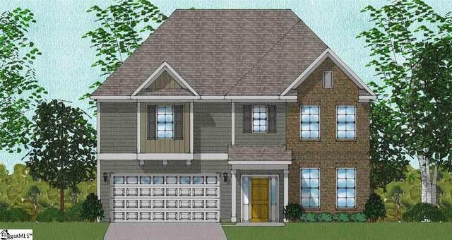 305 Easton Medow Way Lot 24, Greer, SC 29650 (#1423480) :: Hamilton & Co. of Keller Williams Greenville Upstate