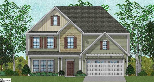 151 Crisp Cameo Court Lot 13, Greer, SC 29651 (#1423482) :: Coldwell Banker Caine