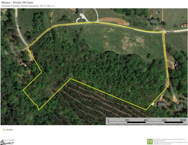 117 Windy Hill Lane, Seneca, SC 29678 (#1423604) :: Hamilton & Co. of Keller Williams Greenville Upstate