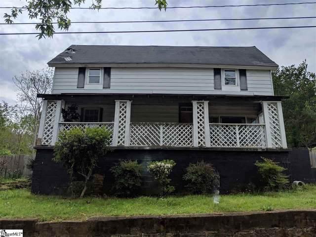 21 River Street, Pelzer, SC 29669 (#1423619) :: Hamilton & Co. of Keller Williams Greenville Upstate