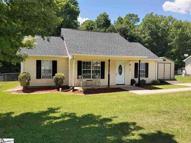 140 Old Timber Road, Woodruff, SC 29388 (#1423648) :: Hamilton & Co. of Keller Williams Greenville Upstate