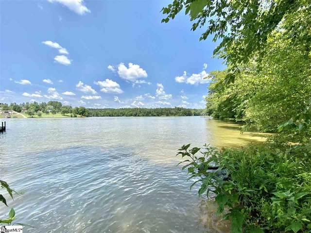 892 Eagles Harbor Drive, Hodges, SC 29653 (#1423705) :: Hamilton & Co. of Keller Williams Greenville Upstate