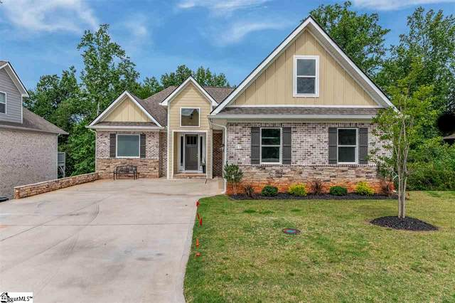 67 Park Vista Way, Greenville, SC 29617 (#1423726) :: Green Arc Properties
