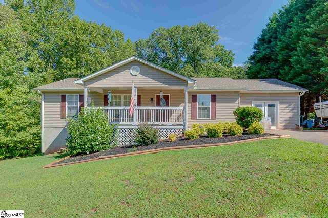 116 N Johnson Street, Landrum, SC 29356 (#1423737) :: Hamilton & Co. of Keller Williams Greenville Upstate