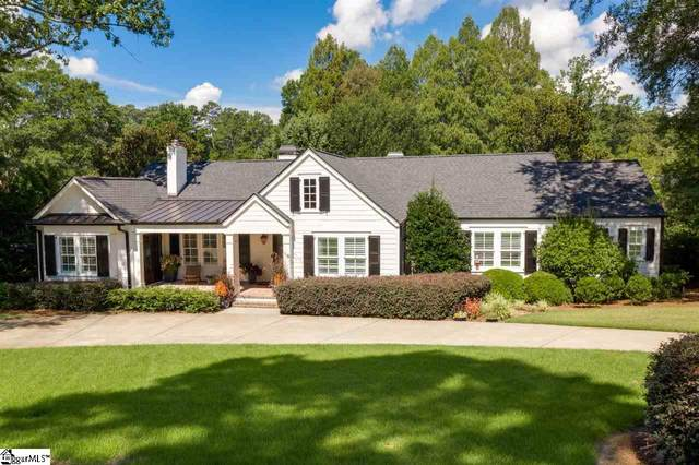 119 Country Club Drive, Greenville, SC 29605 (#1423739) :: Hamilton & Co. of Keller Williams Greenville Upstate
