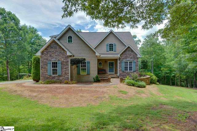 285 Copperline Drive, Cleveland, SC 29635 (#1423748) :: Hamilton & Co. of Keller Williams Greenville Upstate