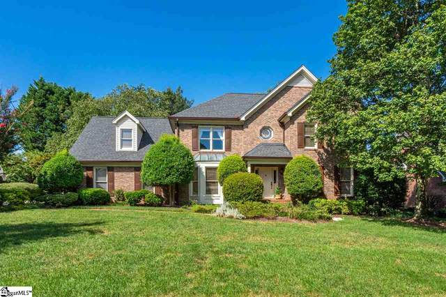 409 Silver Creek Road, Greer, SC 29650 (#1423756) :: Coldwell Banker Caine
