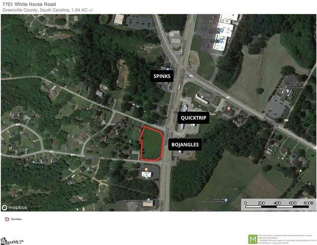 7701 White Horse Road, Greenville, SC 29611 (#1423766) :: Hamilton & Co. of Keller Williams Greenville Upstate