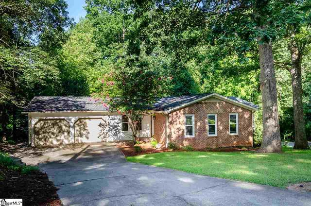 114 E Woodburn Drive, Taylors, SC 29687 (#1423803) :: Hamilton & Co. of Keller Williams Greenville Upstate