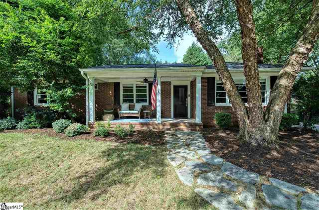 125 Twinbrook Drive, Greenville, SC 29607 (#1423818) :: The Toates Team
