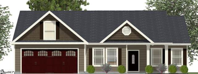 502 Fosters Place Drive Lot 80, Inman, SC 29349 (#1423838) :: J. Michael Manley Team