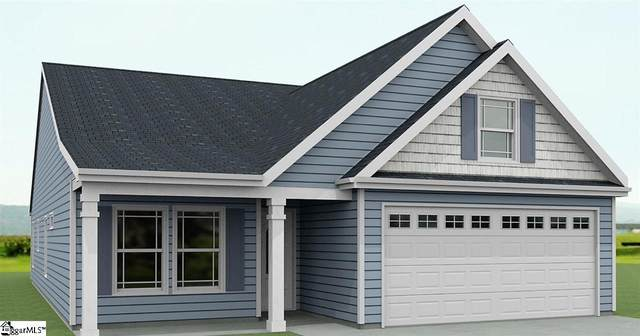 310 Danleigh Way Lot 20, Inman, SC 29349 (#1423867) :: Hamilton & Co. of Keller Williams Greenville Upstate